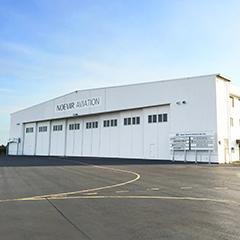 JGAS鹿児島航空機整備センター