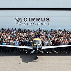 シーラス機のデリバリーが6000機に達しました
