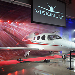 "CIRRUS Vision SF50 ""VISION JET"""
