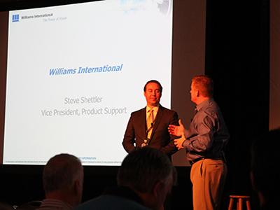 Vision SF50のエンジン製造メーカー「ウィリアムズ・インターナショナル社」からの発表