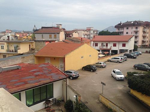 イタリア・カプアの町