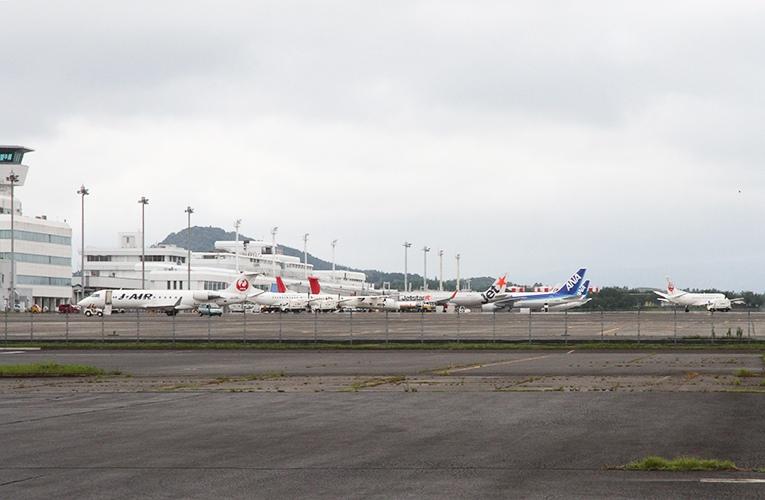 鹿児島空港に就航している航空会社
