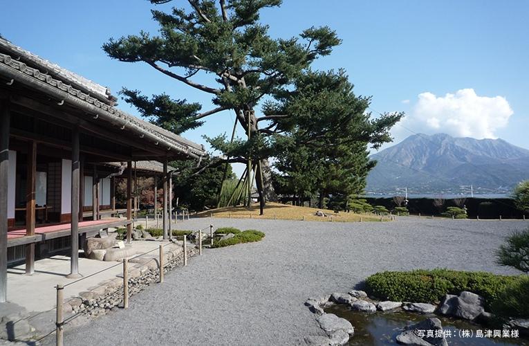 名勝 仙巌園