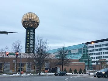 テネシー州ノックスビル コンベンションセンター