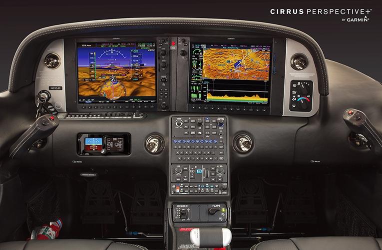 新コックピットシステム「Cirrus Perspective +」誕生!