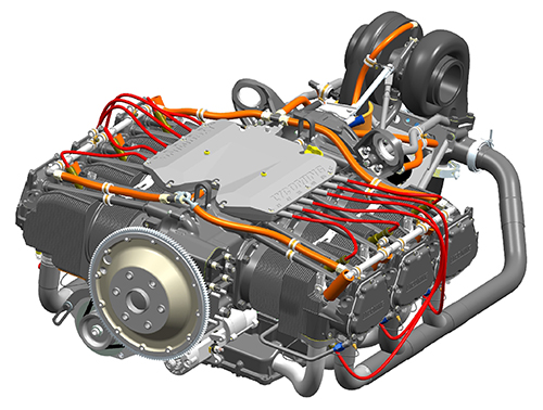 テクナム P2012 トラベラー