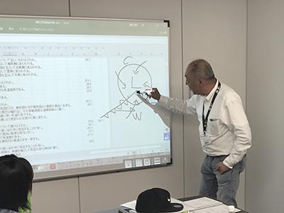 民間航空操縦士訓練学校 第3期生 学科試験対策講習会