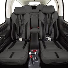シーラスSRシリーズ 2017年 カーボン・アピアランス・アップグレード 内装