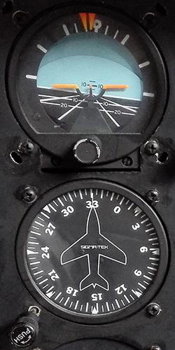 飛行機のバキューム・システム