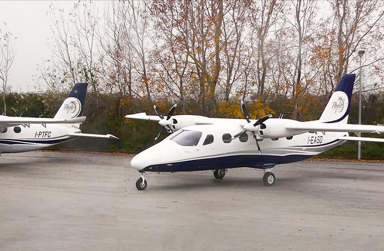 """P2012""""トラベラー""""2号機、初飛行に成功"""