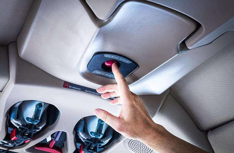 シーラス社がVision Jetの新安全機能「セーフリターン」を発表
